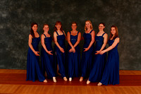 SPENDWOOD SCHOOL OF DANCE GROUPS 2012