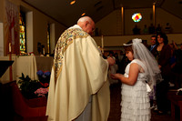 ST. HENRY'S 1st COMMUNION 2012