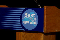 BEST COMPAMIES TO WORK FOR NY 2012