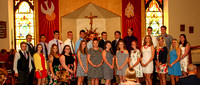 St. Henry's Confirmation 2017