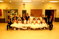 ST. HENRYS 1st COMMUNION 2015
